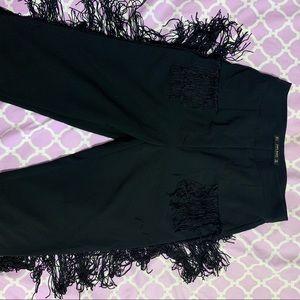 Fringe Trousers